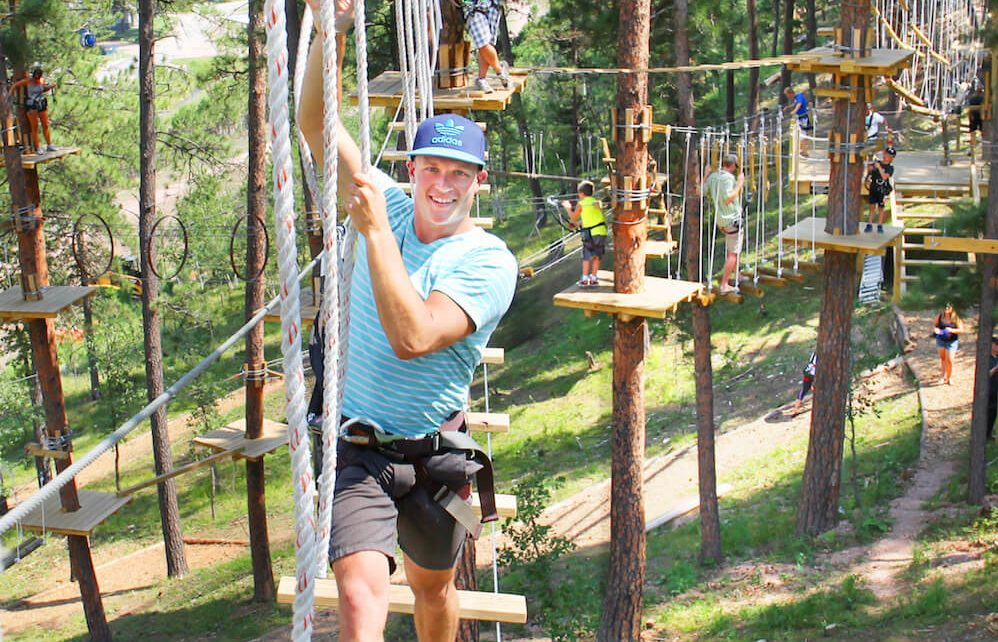 Things-to-do in South Dakota Adventure Park